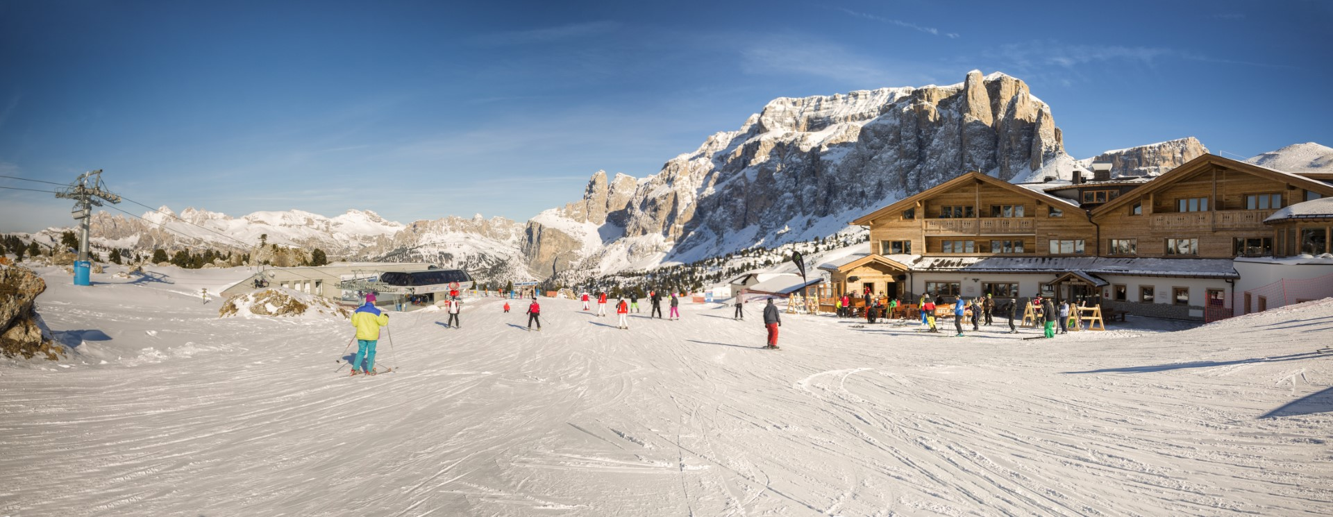 Dolomiti Superski Skipass