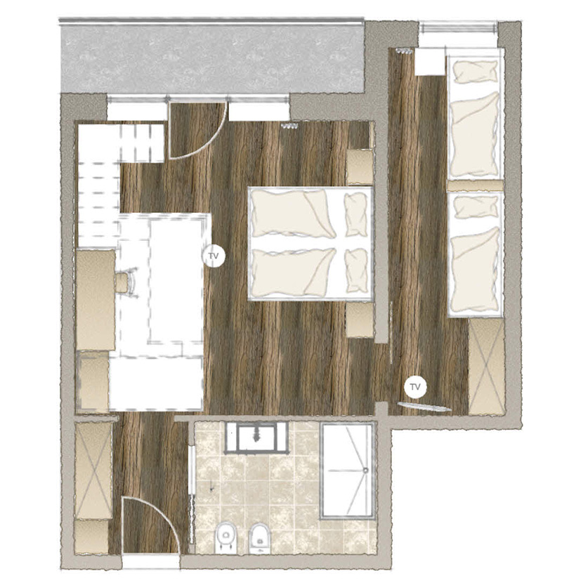 family - Junior Suite
