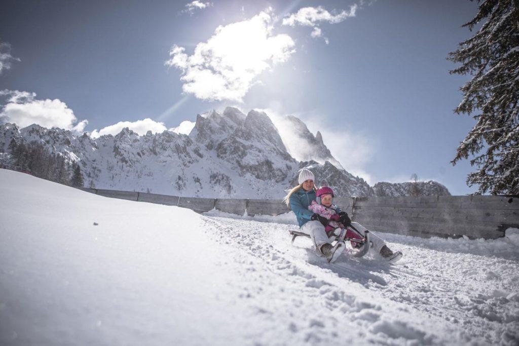 slittare 1024x683 - Sleigh rides Dolomites