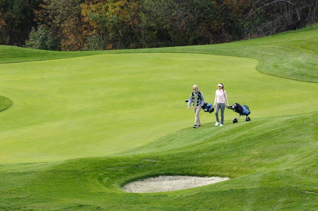 sommer golf02 1024x680 - Golf im Grödnertal